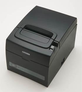 CITIZEN, CT-S310II, THERMAL PRINTER, 160MM, USB/SERIAL INTERFACE, BLACK, PNE SENSOR