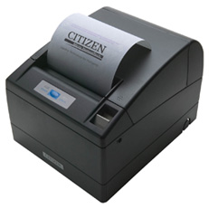 CITIZEN, CT-S4000, THERMAL POS PRINTER, 112MM, 150 MM/SEC, 69 COL, PARALLEL & USB