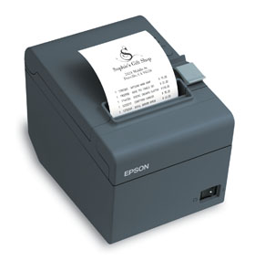 Epson TM-T20ii Thermal Receipt Printer USB and Serial