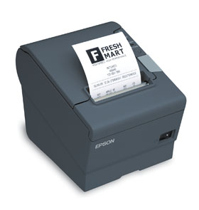 Epson TM-T88V New POS Thermal Printer USB and Serial C31CA85084 Free Shipping