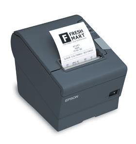 Epson TM-T88V New POS Thermal Printer USB and Serial C31CA85084 Free Shipping