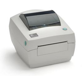 Zebra GC420d Monochrome Desktop Direct Thermal Label TAG Printer