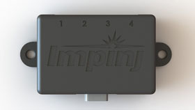 IMPINJ, GPIO ADAPTER FOR SPEEDWAY ANTENNA HUB, SUPPORTS 4 ANTENNA HUBS ON ONE READER, REQUIRES PARTNER PROGRAM AUTHORIZATION