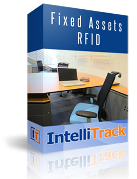 INTELLITRACK FIXED ASSETS RFID, NETWORKABLE