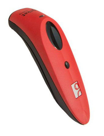 CX3302-1512, SOCKET MOBILE, CHS 7MI, IOS, ANDROID, C2 LASER, RED WITH BATTERIES, AC ADAPTER, CHARGING CABLE, LANYARD