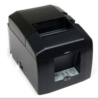 STAR MICRONICS, TSP654IIBI-24 GRY (AUTO-CONNECT), BLUETOOTH, THERMAL PRINTER