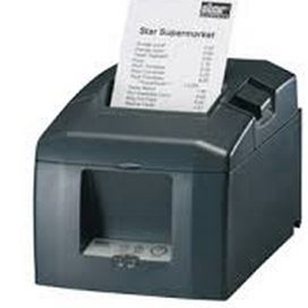 37963901, STAR MICRONICS, TSP654IIWEBPRNT-24, ETHERNET WEBPRNT, THERMAL PRINTER, CUTTER, GRY, POWER SUPPLY INCLUDED; REPLACES PN 37963900