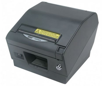 39443911, STAR MICRONICS, TSP847IIU-24GRY, THERMAL, PRINTER, CUTTER/ TEAR BAR, USB, GRAY, REQUIRES POWER SUPPLY #30781870