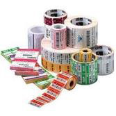 "ZEBRA, CONSUMABLES, Z-PERFORM 2000T PAPER LABEL, THERMAL TRANSFER, 2"" X 1"", 1"" CORE, 5"" OD, 2490 LABELS PER ROLL, PERFORATED, 6 ROLLS PER CASE, PRICED PER ROLL"