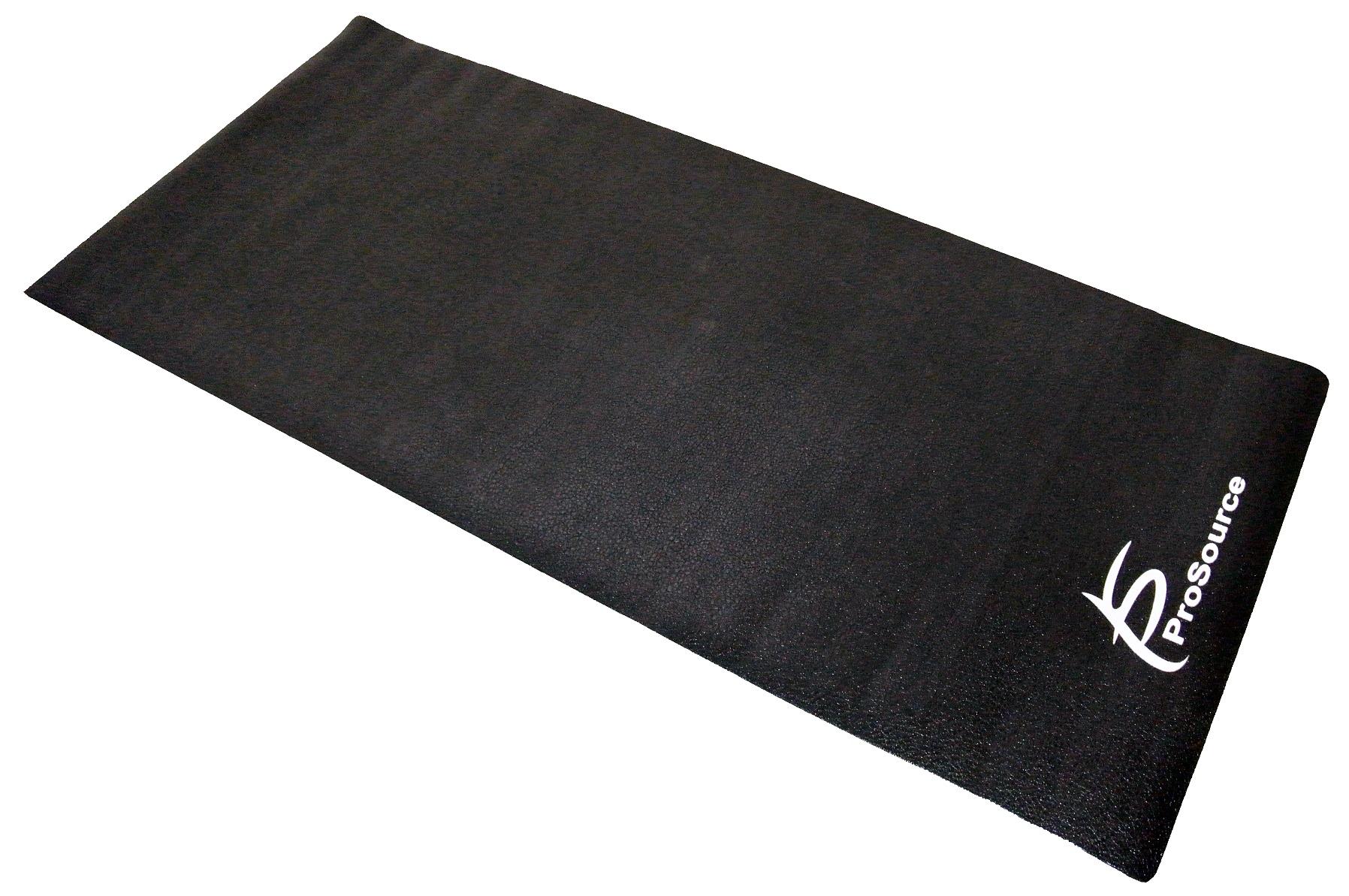 Prosource Pvc Floor Treadmill Mat For Elliptical Bike Gym