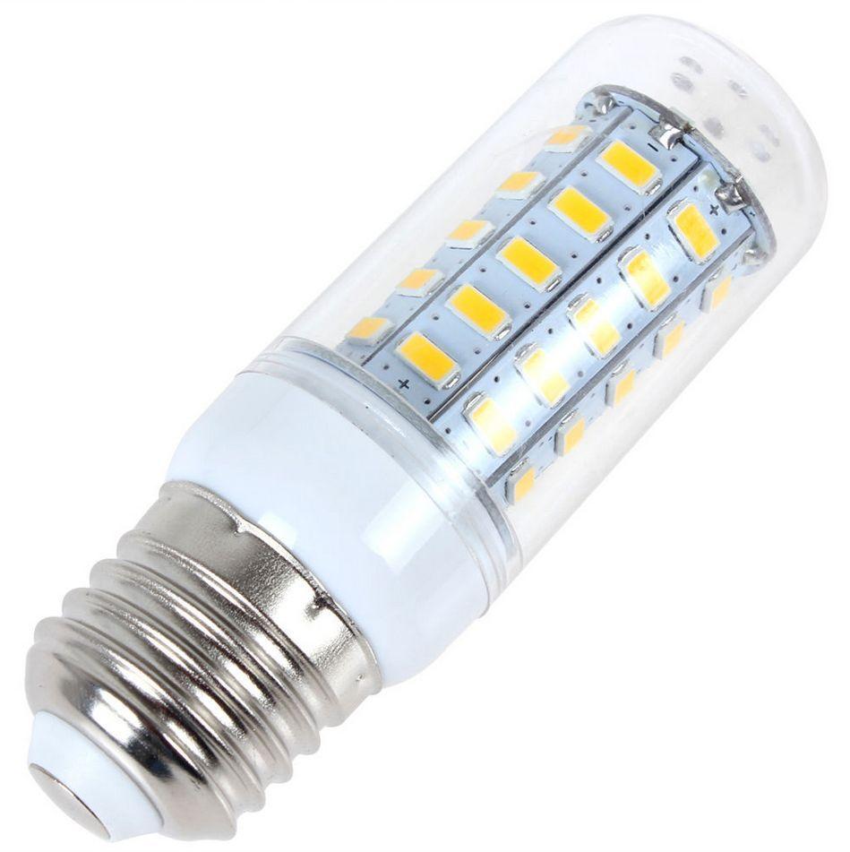 e27 110v 220v 15w 48 leds 5630 smd corn bulb garden light warm white white ebay. Black Bedroom Furniture Sets. Home Design Ideas