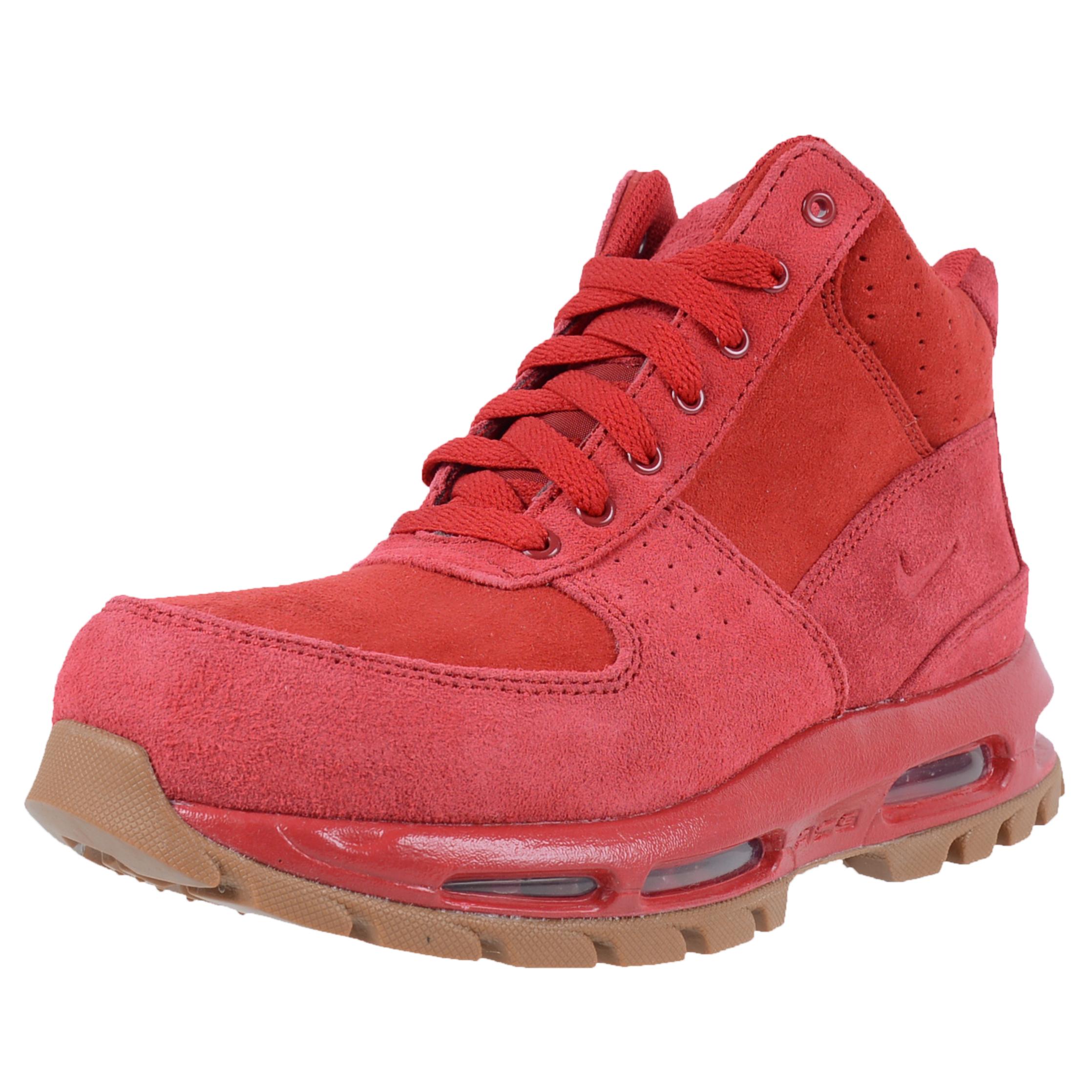 nike air max goadome gs acg boots gum