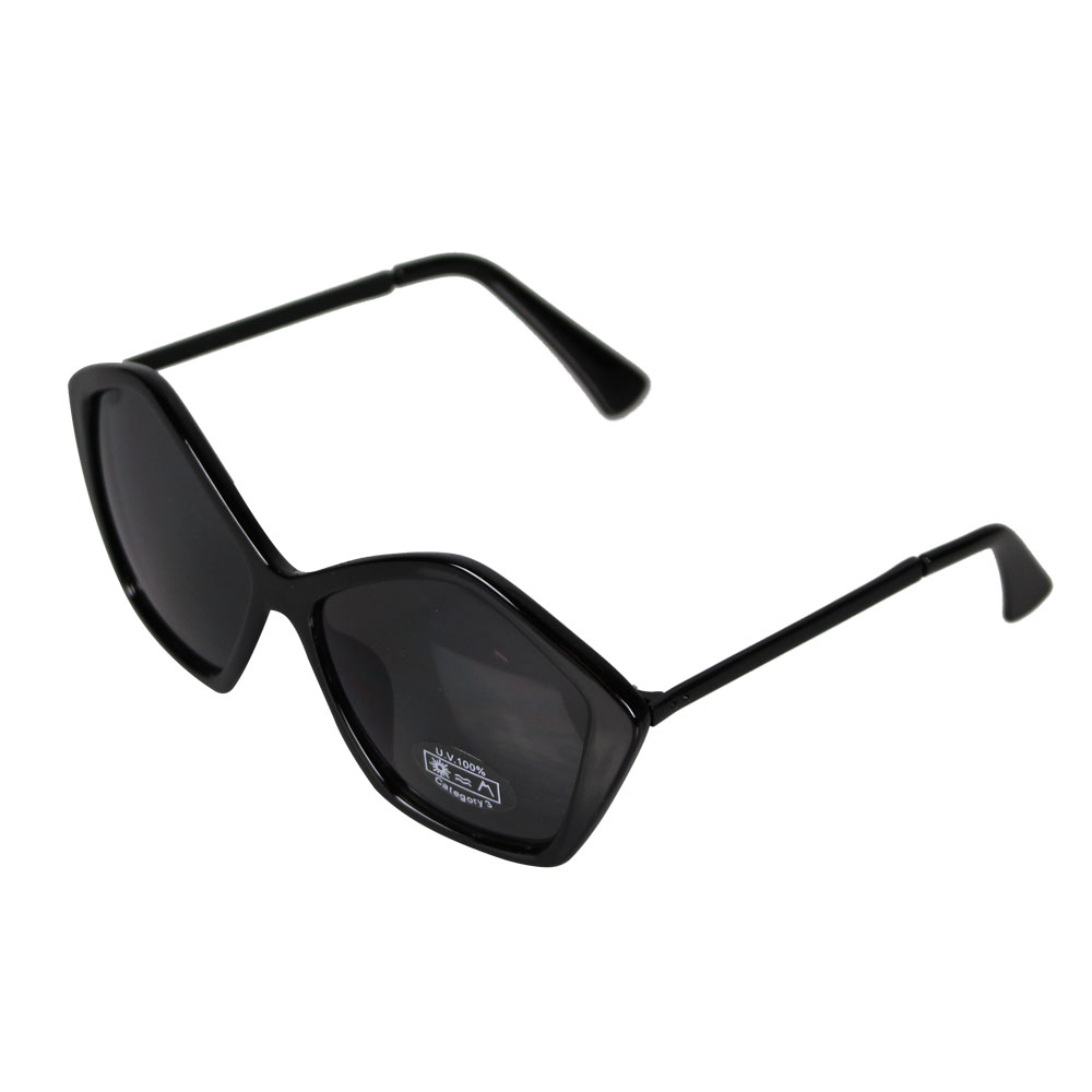 Trendy-Women-Ladies-Fashion-Hexagon-Sunglasses-Ora-Riri-Gaga-Kerr-Style-F13
