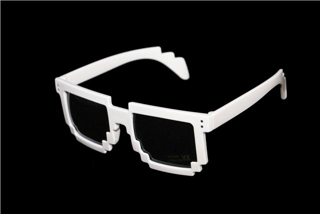 Hipster-Novelty-Pixelated-Computer-Retro-Vintage-Nerd-Geek-Fashion-Glasses
