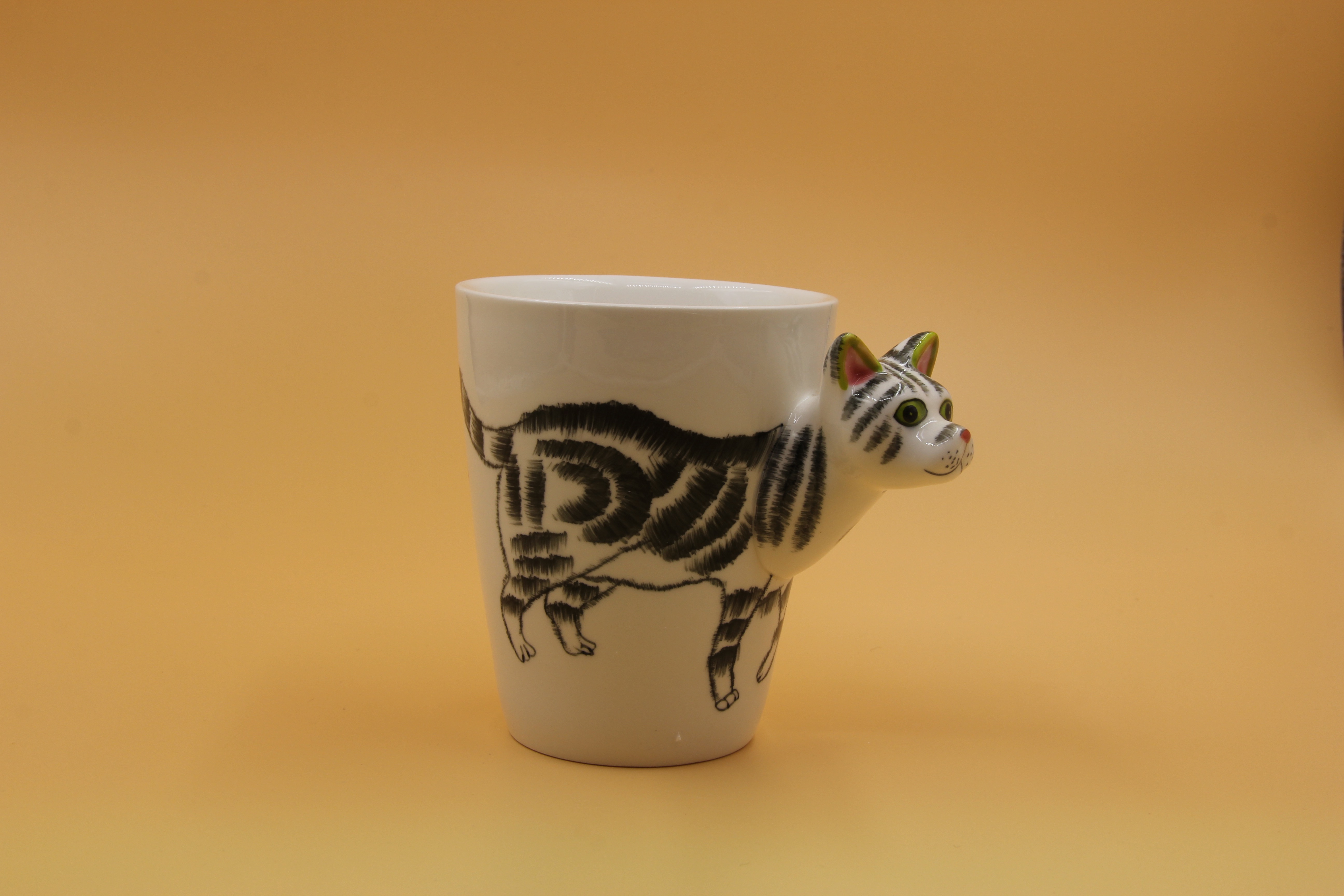 Asvp Shop Ceramic Mug Available With Various 3d Hand