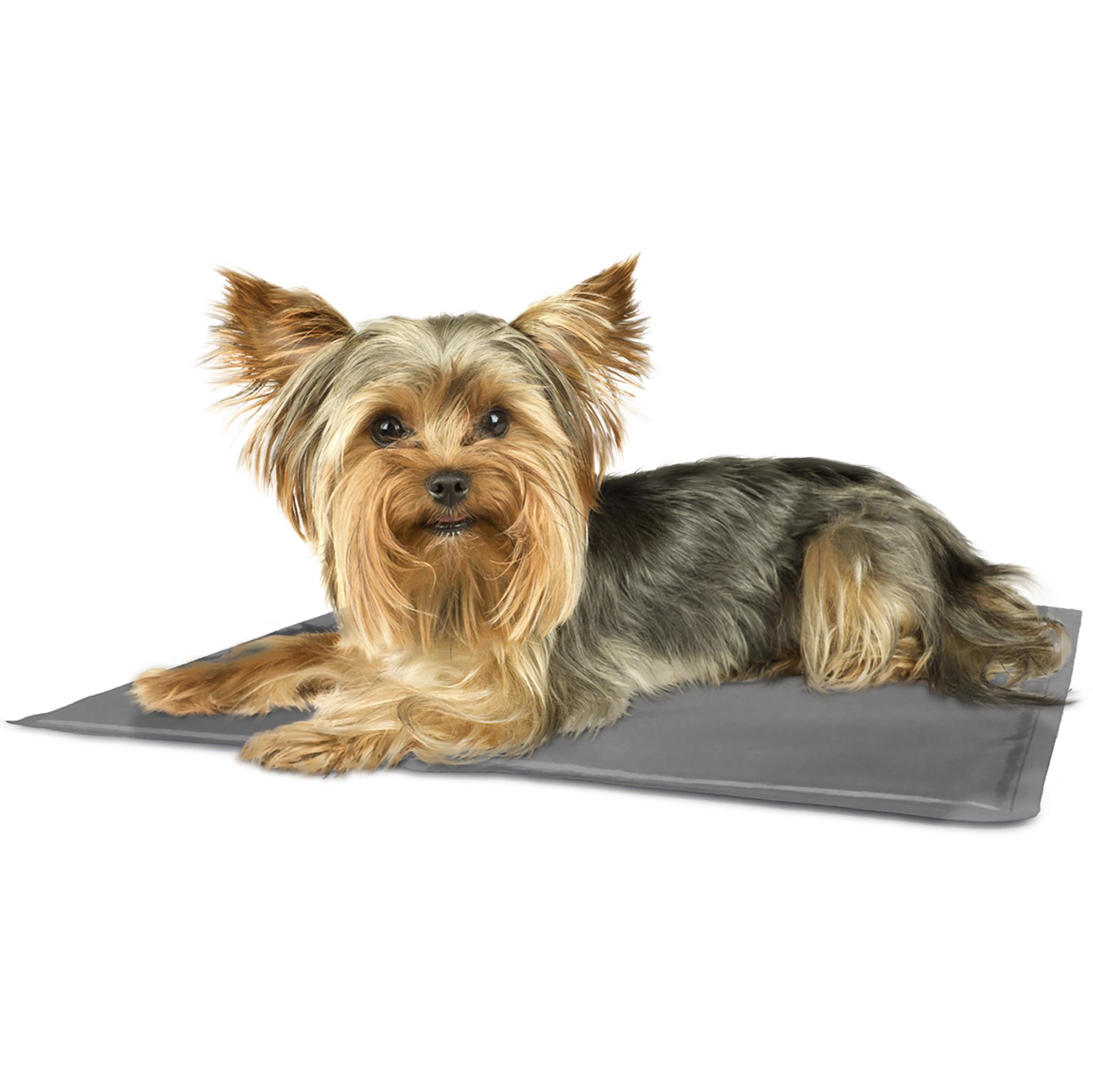 furhaven pupicicle cool gel mat pet bed ebay. Black Bedroom Furniture Sets. Home Design Ideas