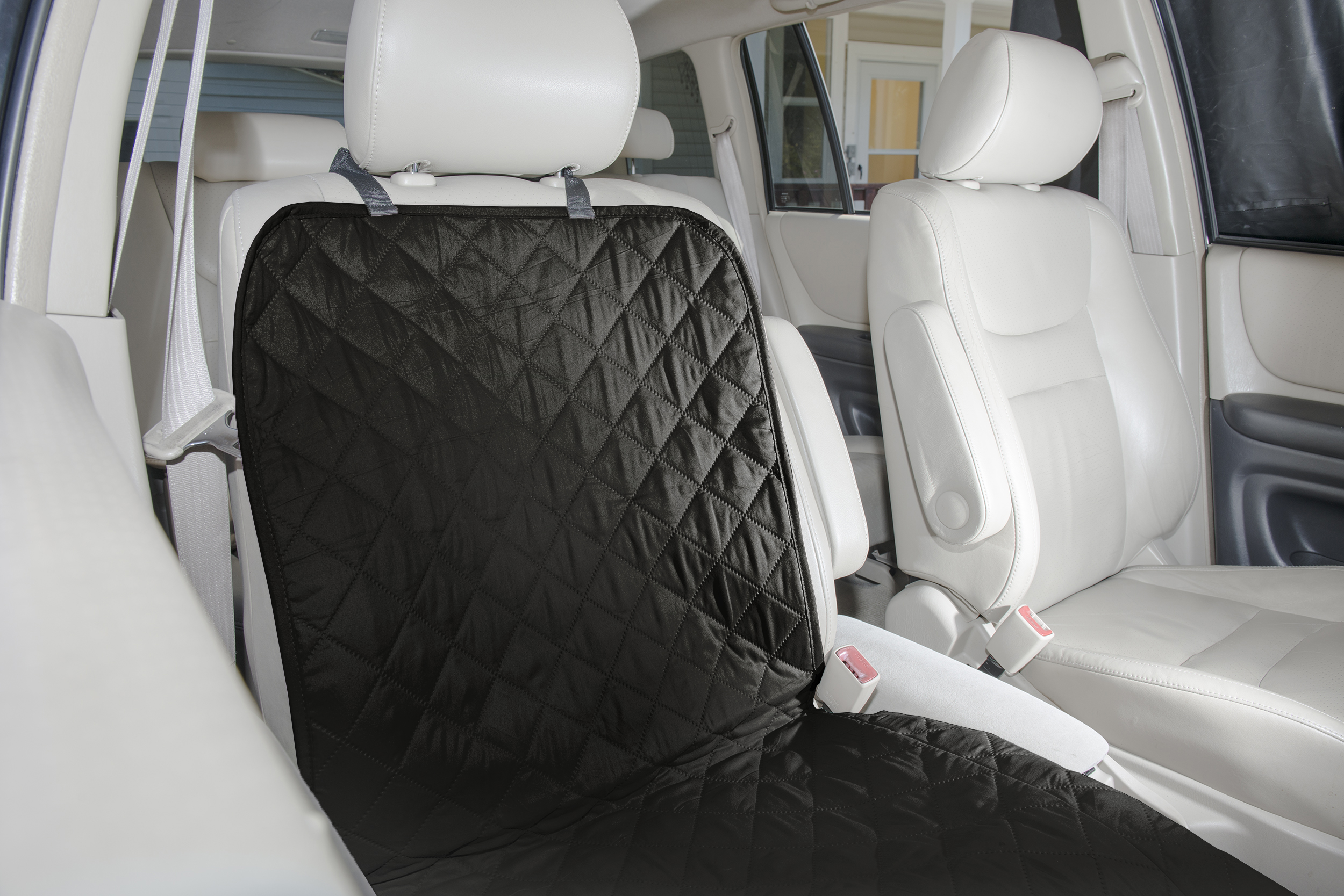 FurHaven Water Resistant Quilted Car Seat Cover