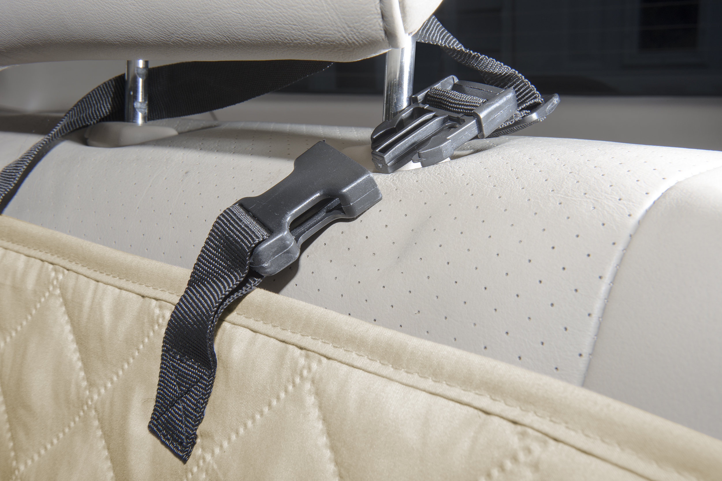 Furhaven Quilted Car Seat Cover