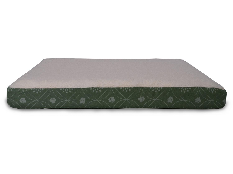 furhaven pet cooling gel top memory foam pet bed dog bed. Black Bedroom Furniture Sets. Home Design Ideas
