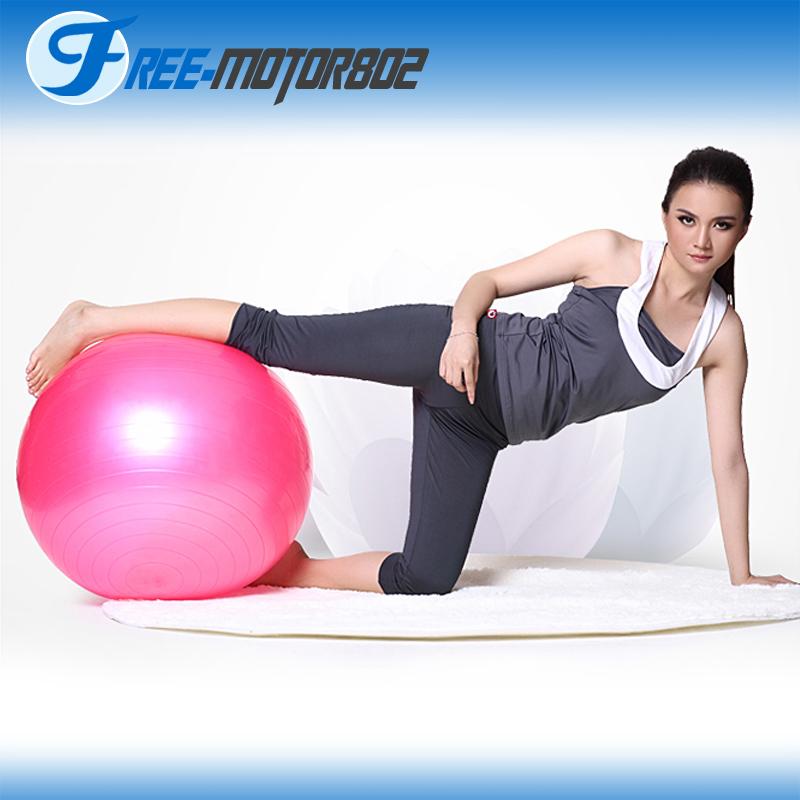 Balance Ball Exercises For Pregnancy: 65CM Exercise GYM Yoga Ball Fitness Pregnancy Birthing