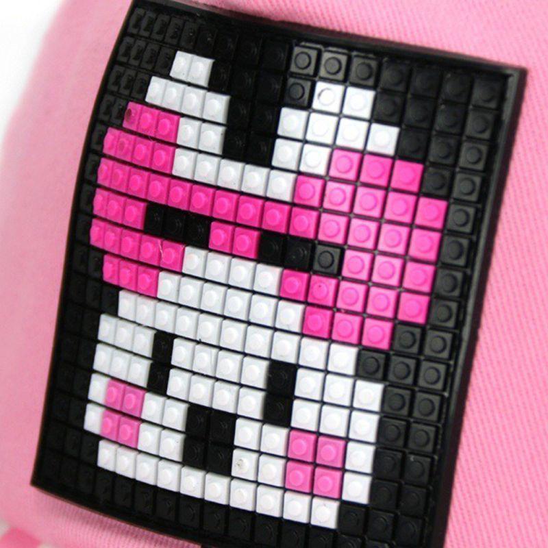 Cotton-Unisex-Fashion-Hats-Sun-Hat-Cartoon-Stripe-Adjustable-Baby-Caps-AB