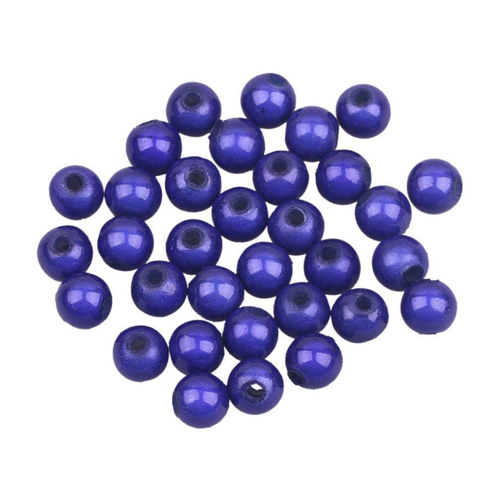 4mm wholesale illusion acrylic miracle bead craft