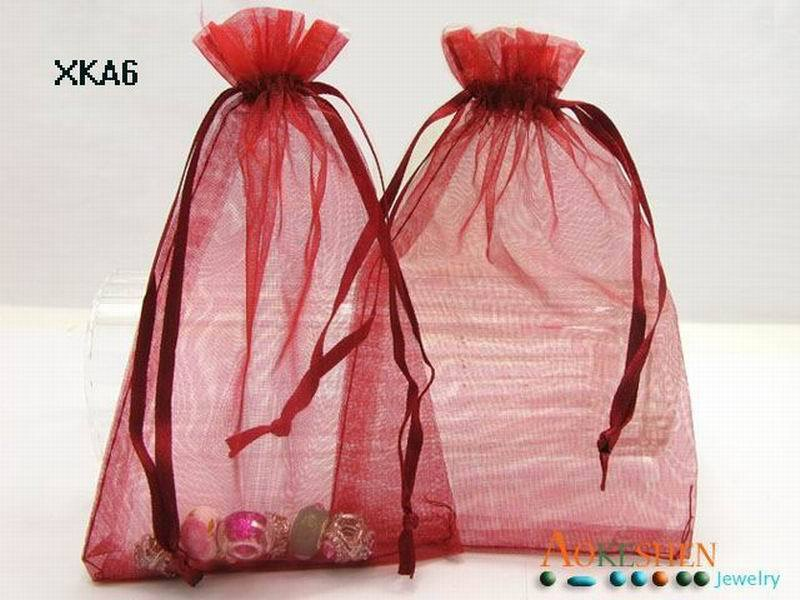 Organza Wedding Favor Bags Wholesale : Wholesale-Sheer-Colors-Organza-Wedding-Party-Favor-Gift-Bags-Jewelry ...