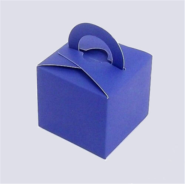10 Pcs Balloon Boxes Cupcake Candy Gift Wrap Wedding Birthday Party Cake Box