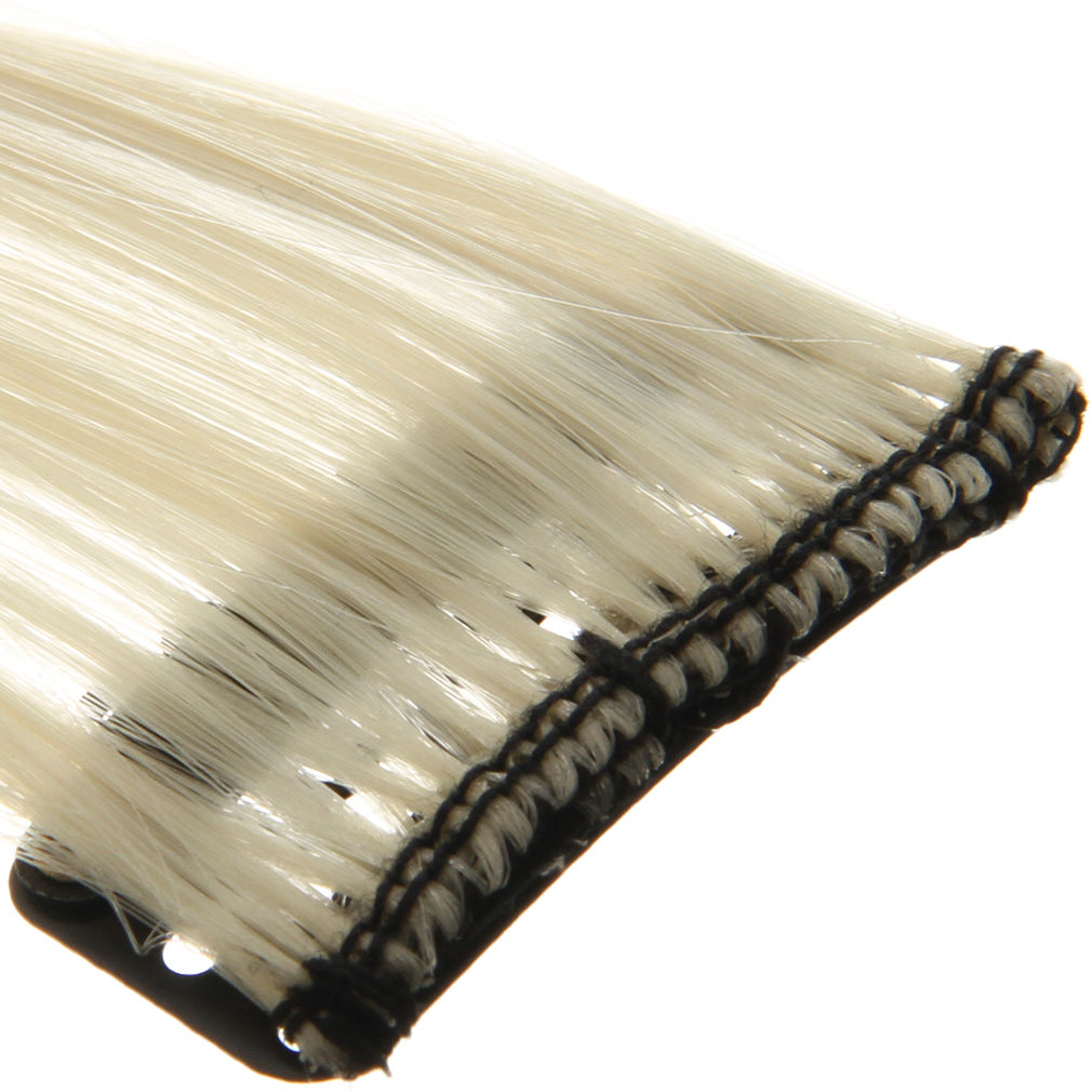 """18"""" Straight Colorful Colored Clip On In Hair Extension Hightlight 15color Solid"""