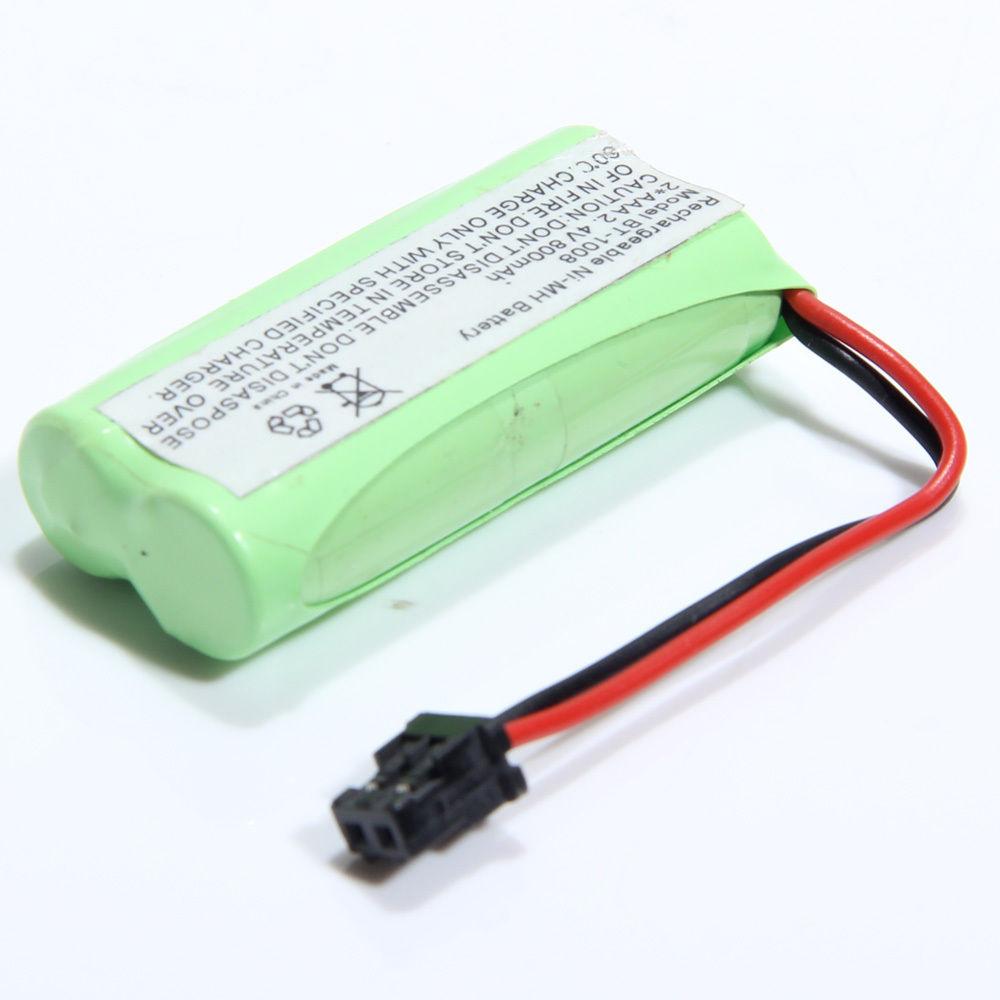 3x 800mah Home Phone Battery For Uniden Bt 1008 Bt 1016 Bt