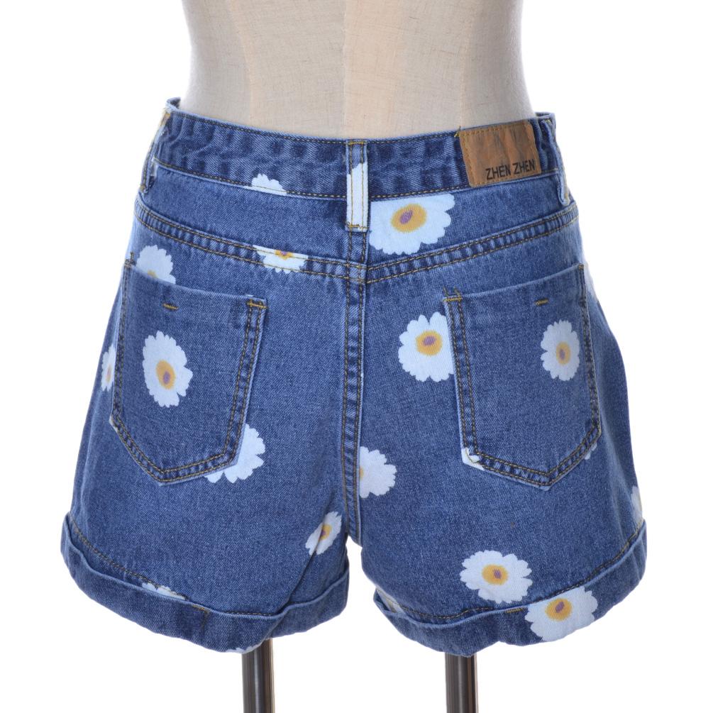 hot pants jeans shorts bermuda sommer liebe g nsebl mchen kurze hose party damen ebay. Black Bedroom Furniture Sets. Home Design Ideas
