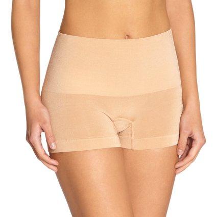 Bodywrap Womens Everyday Slimmer Boyshort Shapewear with Wide Comfort Waistband