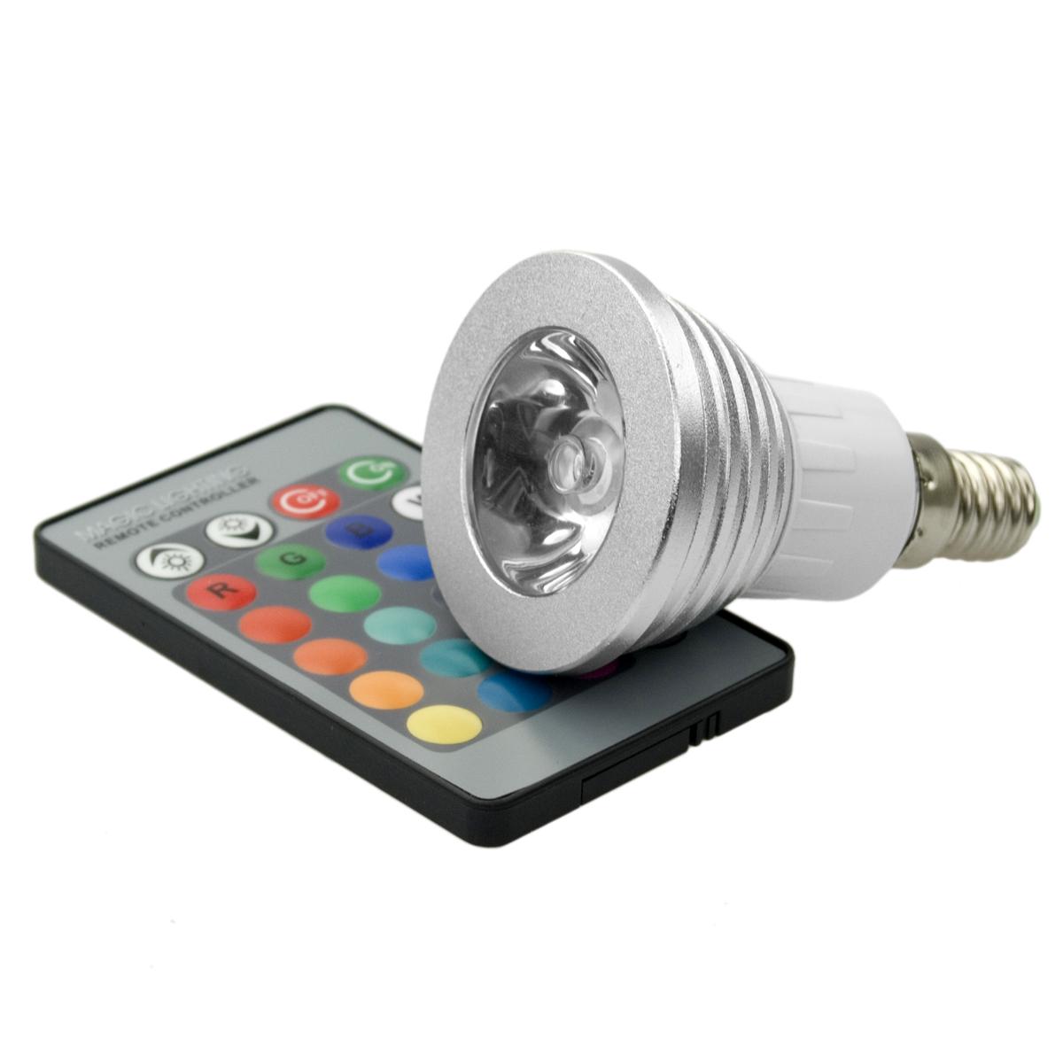 e14 e27 gu10 mr16 3w 5w rgb farbwechsel led gl hbirne lampe 24 key fernbedienung ebay. Black Bedroom Furniture Sets. Home Design Ideas