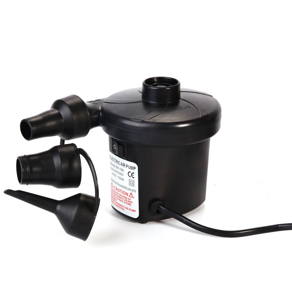 elektrische pumpe luftpumpe kompressor 230v gebl sepumpe planschbecken os340 ebay. Black Bedroom Furniture Sets. Home Design Ideas