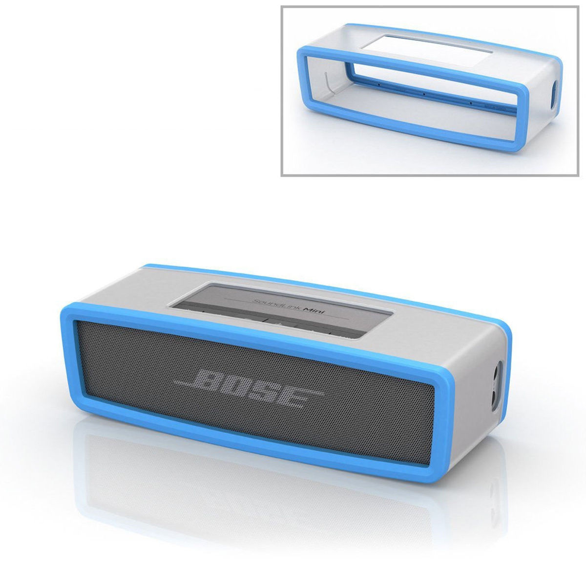 Huelle-Gehaeuse-Tasche-Schutz-Case-fuer-Bose-Soundlink-Mini-1-2-Bluetooth-Speaker
