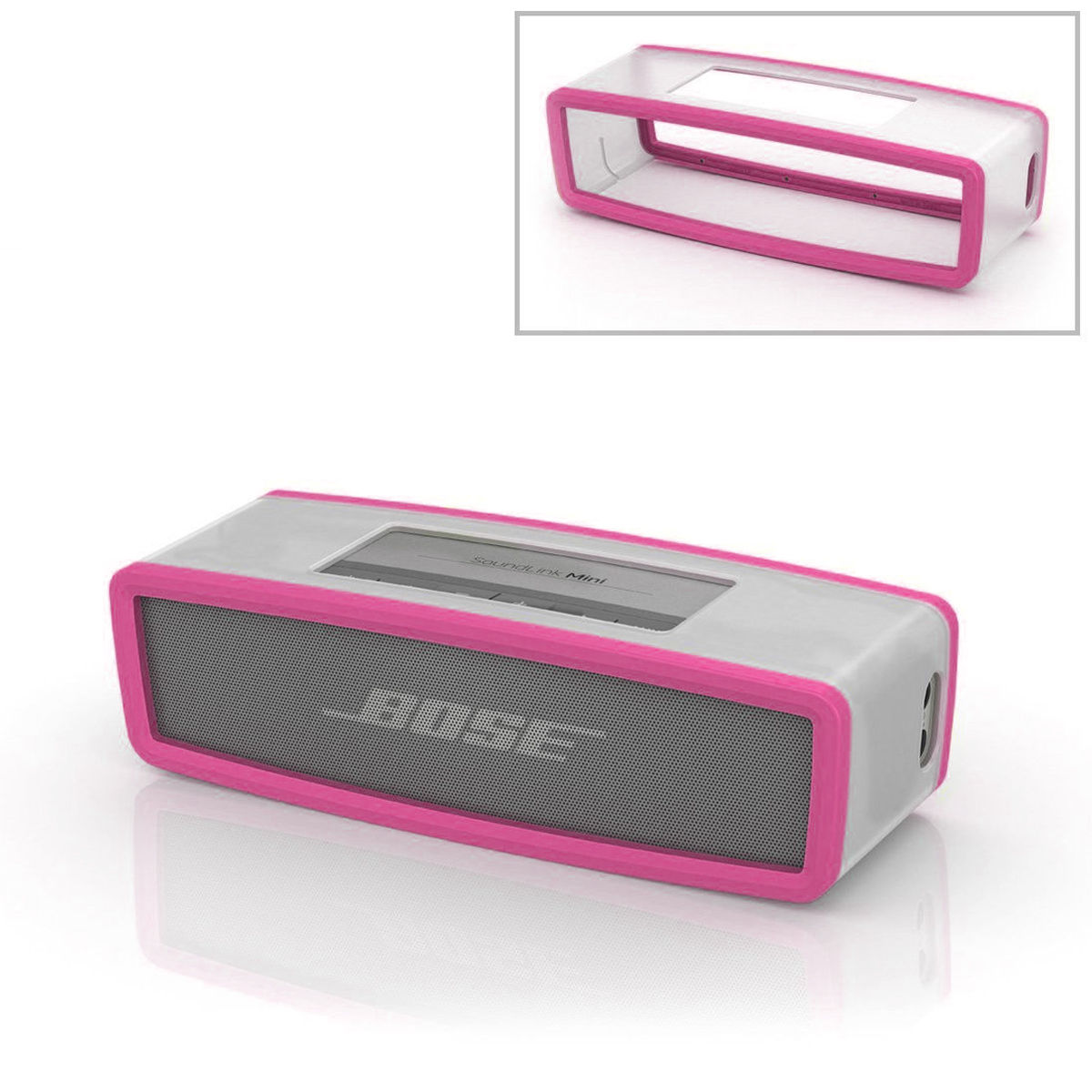Huelle-Gehaeuse-Tasche-Schutz-Case-fuer-Bose-Soundlink-Mini-1-2-Bluetooth-Speaker