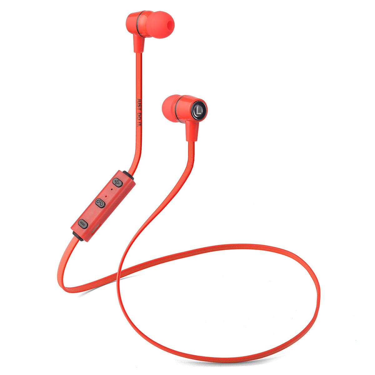 Cuffie bluetooth sport auricolari headphone cuffie per samsung note 4 5 ebay - Cuffie per sport ...