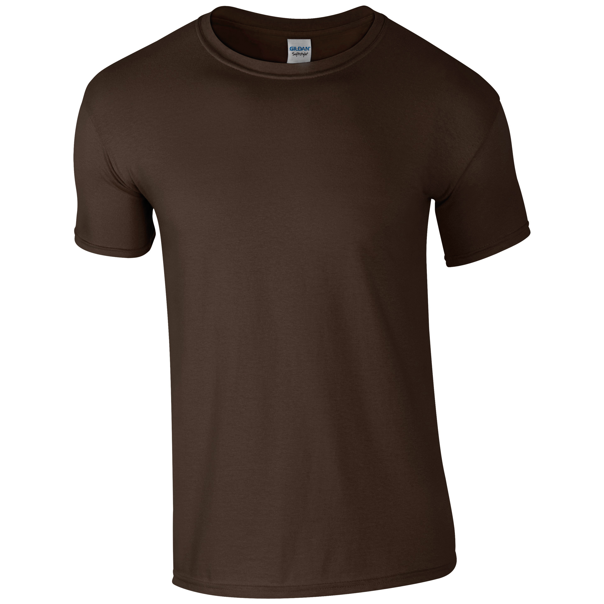 Gildan mens softstyle ringspun short sleeve plain crewneck for 100 ringspun cotton t shirt wholesale
