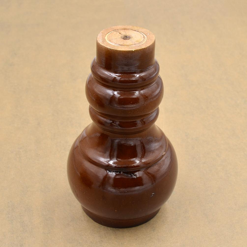 Tischbeine Holz Rund Konisch ~ Vintage Holz Tischbeine Tischfuesse Teetisch Sessel Saeule Moebelbeine