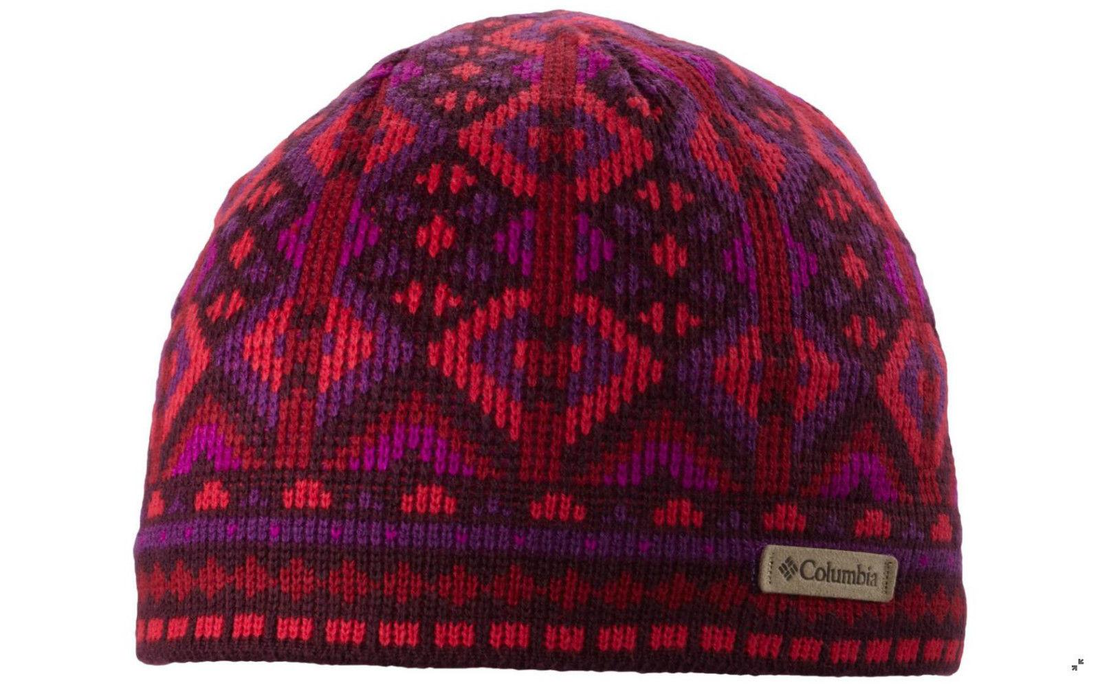 Columbia Alpine Action Beanie Unisex Omni-Heat Winter hat