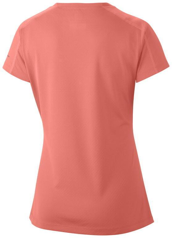 Columbia Zero Rules Short Sleeve Technical Shirt Womens Running