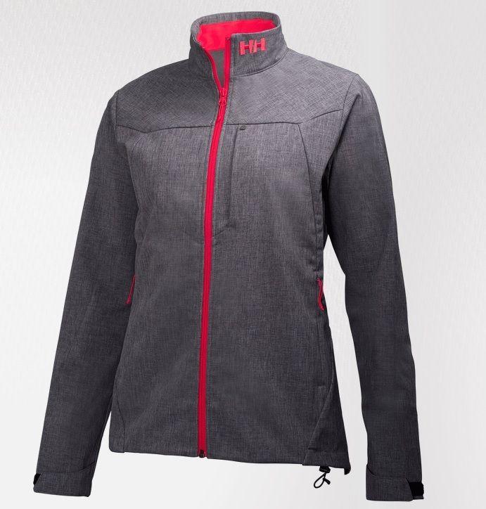helly hansen women 39 s paramount softshell jacket ebay. Black Bedroom Furniture Sets. Home Design Ideas
