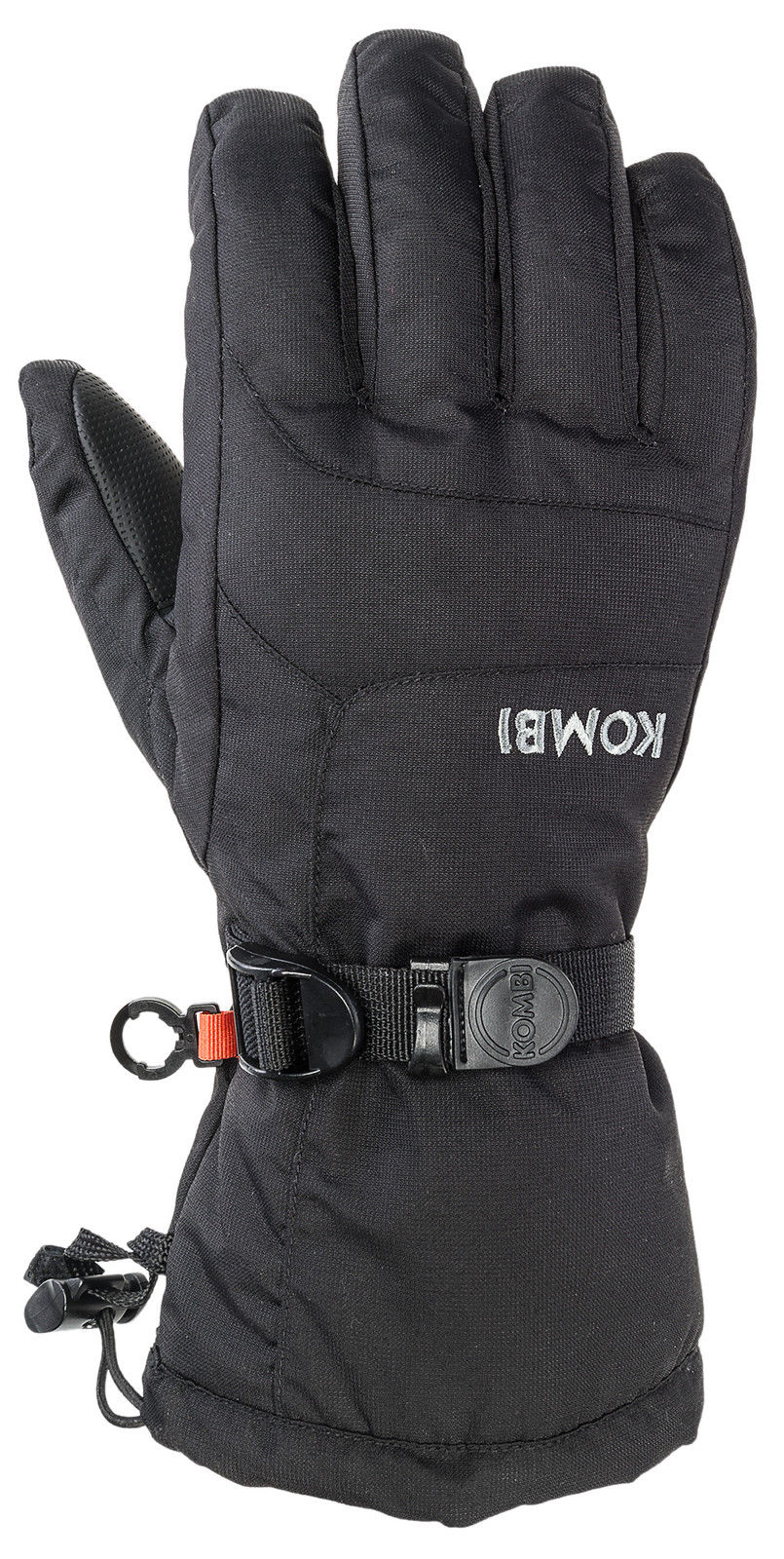 Mens ski gloves xl - Kombi The Efficient Mens Ski Glove Waterproof Gore