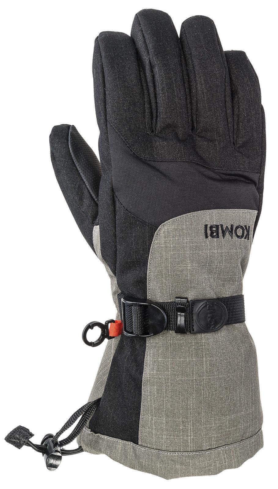 Mens ski gloves xl -