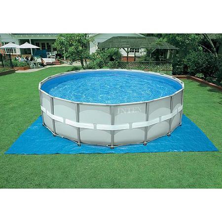 Intex 14 39 X 42 Ultra Frame Above Ground Swimming Pool Set Model 28309eh Ebay