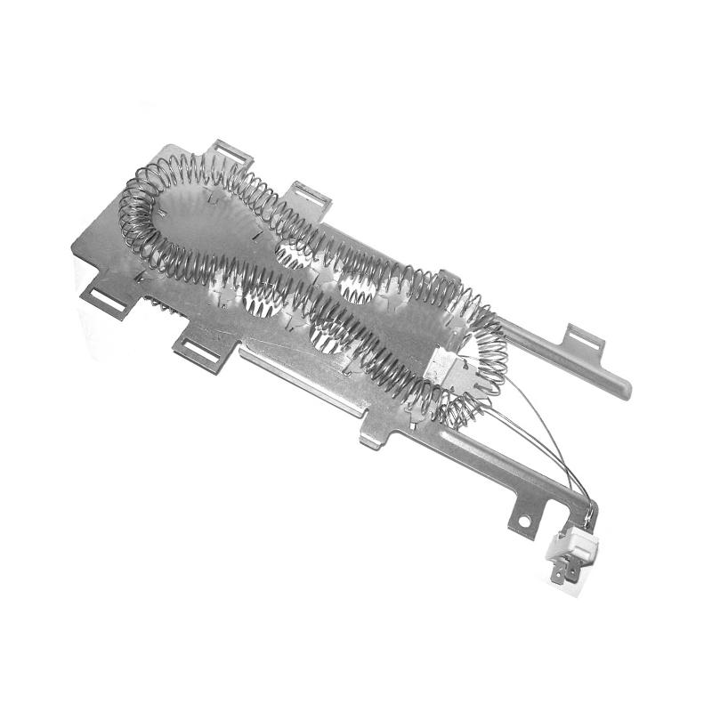 8544771 whirlpool dryer heater element single non oem 8544771 - Replace whirlpool dryer heating element ...