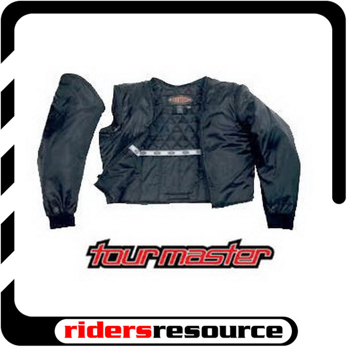 Tourmaster FSX ZOQ Replacement Motorcycle Jacket Liner ...