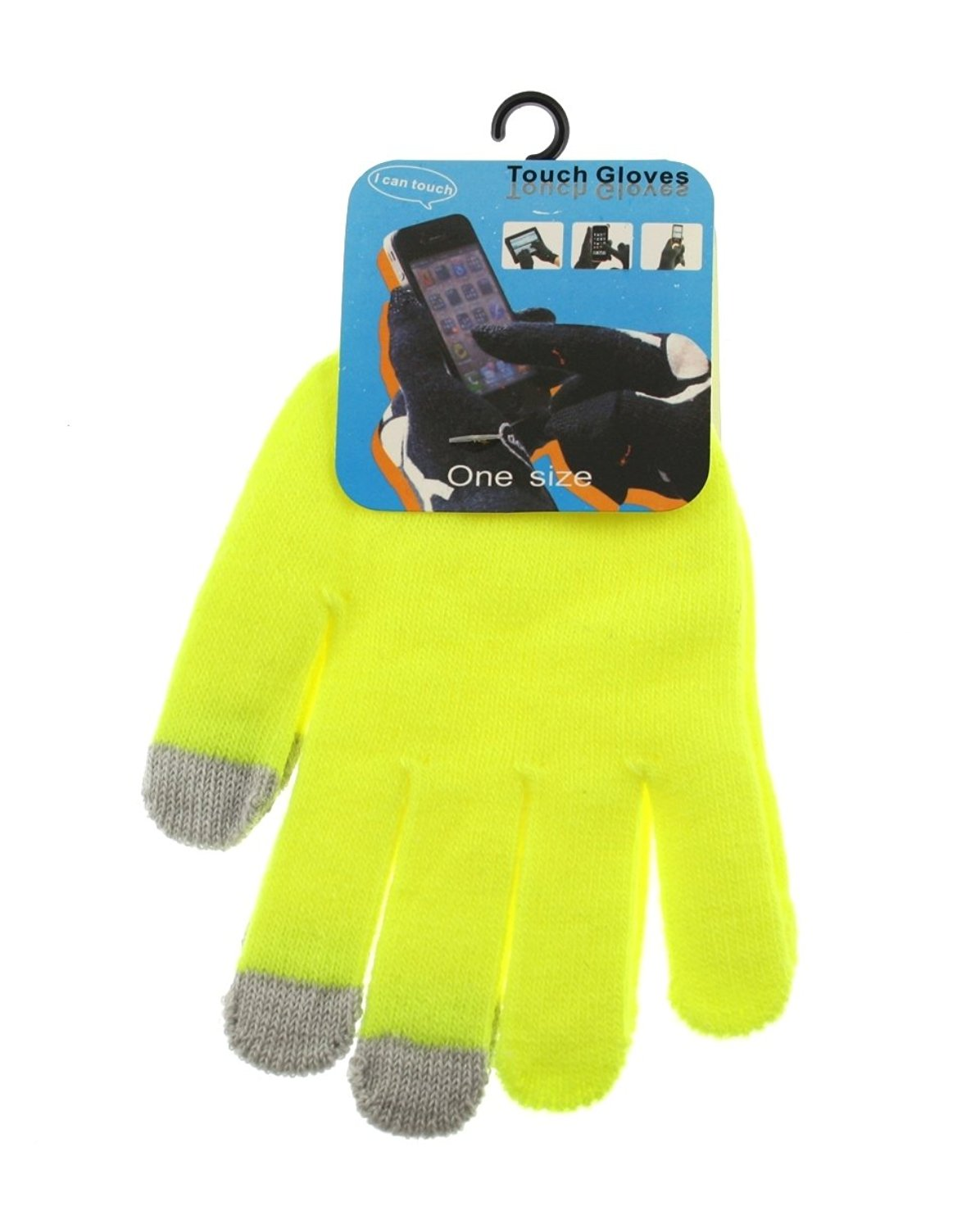 Zac/'s Alter Ego� Warm Winter iTouch Gloves