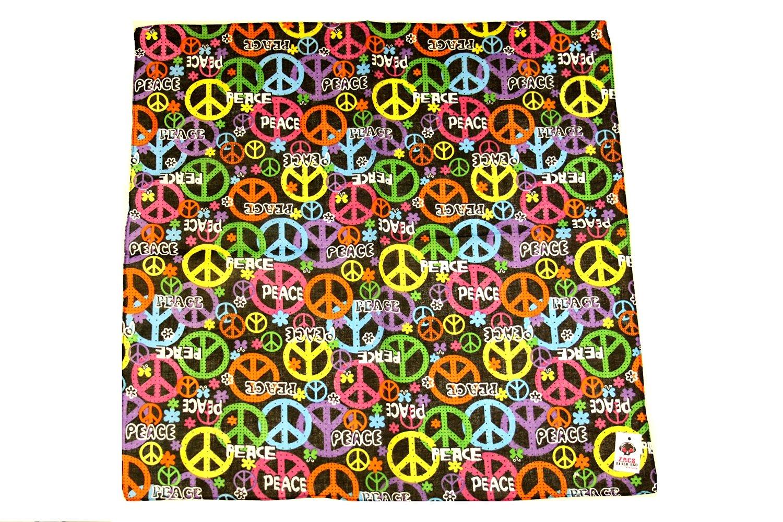 Zac/'s Alter Ego® CND Bandana Hippy Neckerchief 100/% Cotton