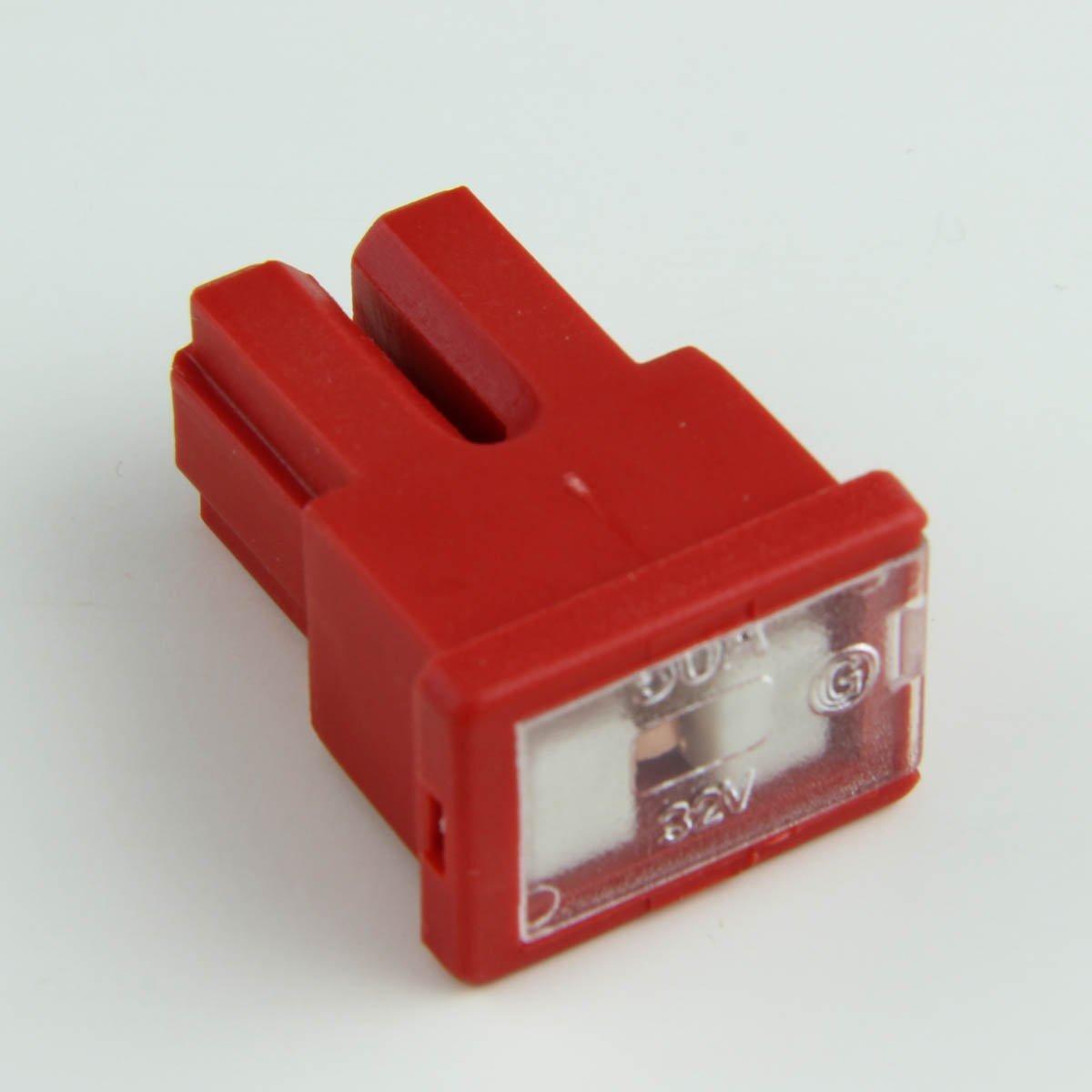 amp 50 fuses flf per pack